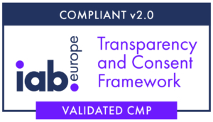 iab certified | consentmanager GmbH